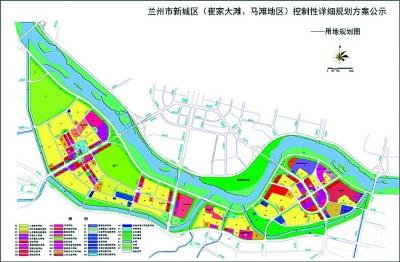 兰州市西固区_兰州市区各片区控制性详细规划方案(草案) -规划方案 市区-每日 ...
