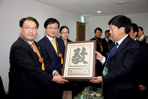 韩国安东与云南楚雄举办文化论坛促中韩文化交流