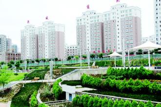 定西市城市建设五年发展概览