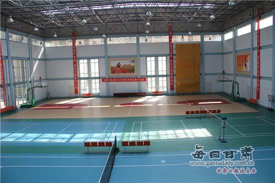 建筑面积2286平方米,分为a,b两个展厅,16个展区,局部为三层钢结构建筑
