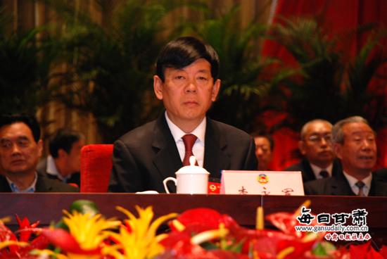 省政协副主席李永军