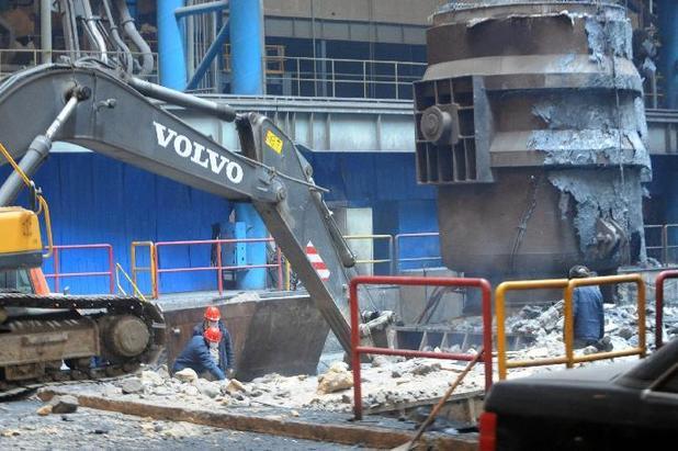 鞍钢重型机械公司发生喷爆事故 逾10人死