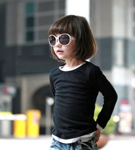 超可爱的韩美混血双胞胎