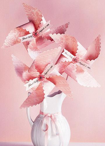 三角折纸花瓶图解步骤