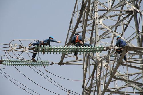 检修公司输电线路紧急消缺保电网安全