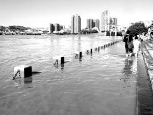 2340立方米/秒,蘭州遇今年首個洪峰