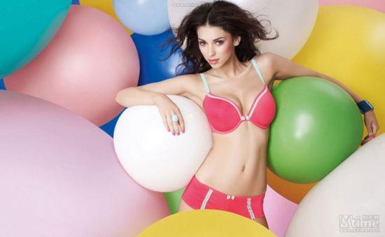 老外眼中2012年度十大性感美女