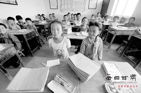 兰州七里河蒋家湾小学长期未配英语老师(图)v小学什么小学生图片