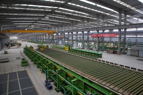 使厂房钢结构构件尺寸准确