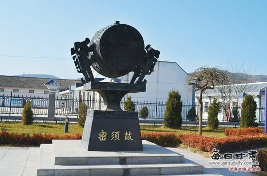 西部地理:灵台百里乡达溪河畔寻访古密须国-灵