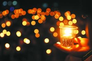 烛光·祈福