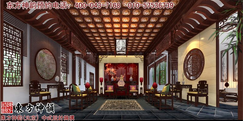 中式别墅装修最专业的公司