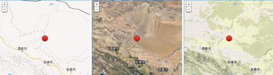 快讯:甘肃金塔县与内蒙阿拉善交界处发生3
