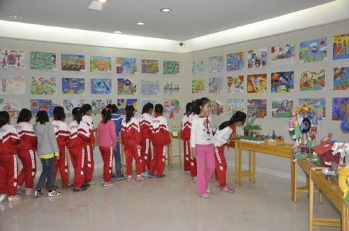肃州区青少年科技创新大赛作品展图片