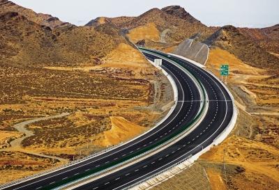 壁纸 城垣 道路 高速 高速公路 公路 建筑 桌面 400_273