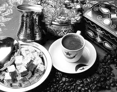 文化遗产 意想不到 咖啡/土耳其咖啡