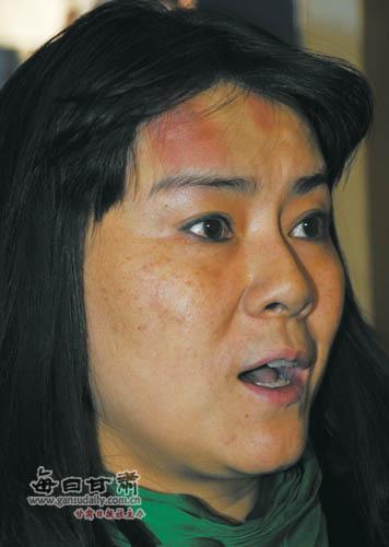 兰州:女子被骗遭民警殴打 派出所不愿接受采访 - 陇上风水(尘缘未了) - 陇上风水——尘缘未了的博客