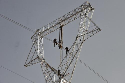 输电线路铁塔施工方案