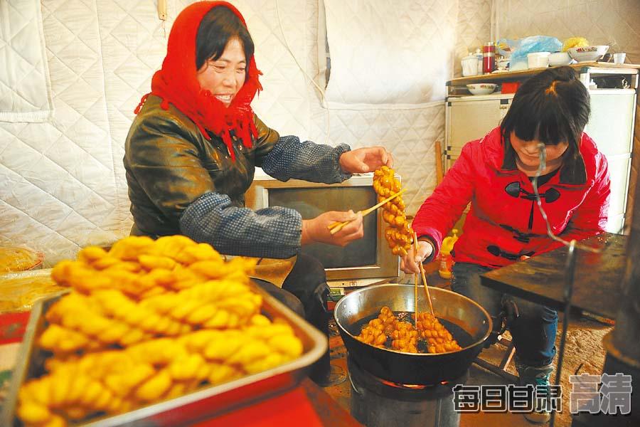 帐篷里的新年――岷县灾区新春见闻