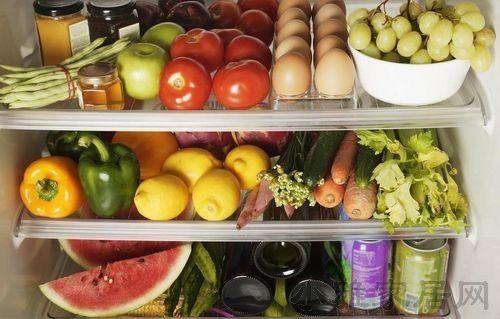 冰箱留存食品 慎用保鲜膜