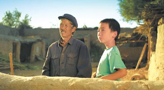 每日甘肃 甘肃农民报 政策要闻 正文    图为电影《告诉他们,我乘白鹤