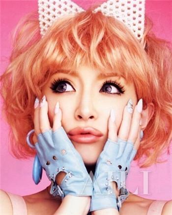 每日甘肃 女性 美容 美发护发 正文    女明星发型,不管是精心打造