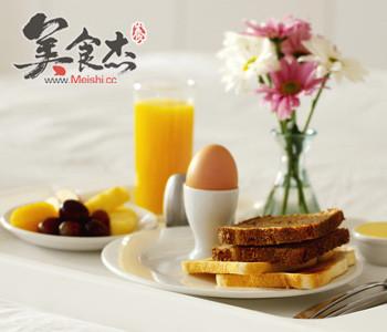 8款瘦身美容的西式早餐(图)