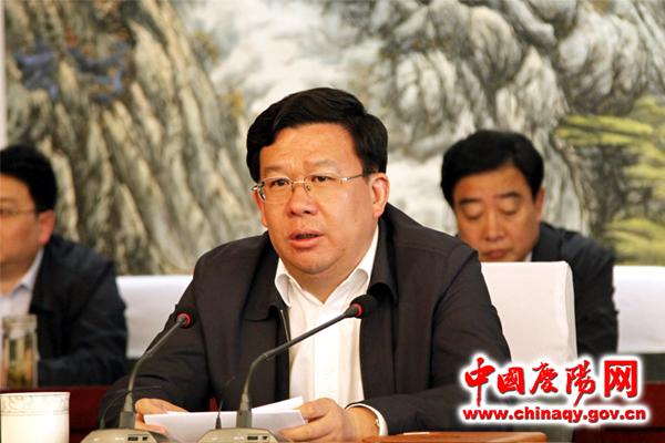 夏红民:为全市经济社会转型升级发展保驾护航