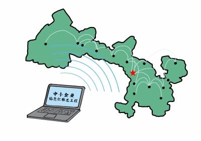 甘肃省加快中小微型企业信息化建设