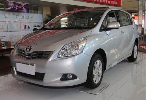 丰田逸致改装房车