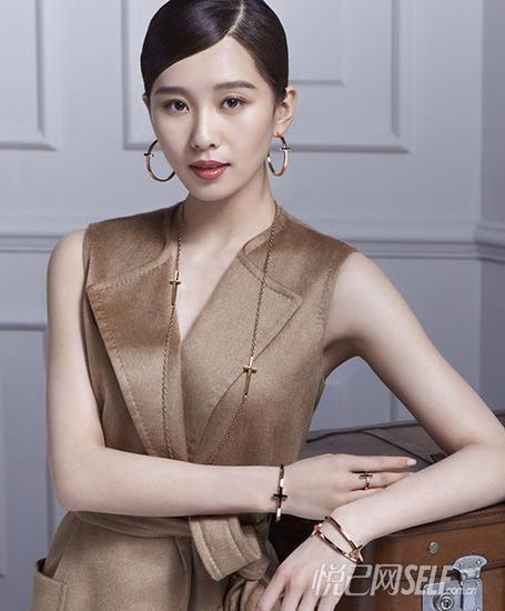 刘诗诗魅力妆发盘点图片
