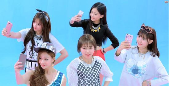人体艺术欧美囹n�_n girls首支mv发布 亚洲舞王张佑赫助阵