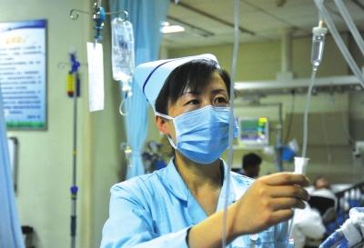 兰大 二院急诊 科护士长贺莉速记 兰大 二院 每日