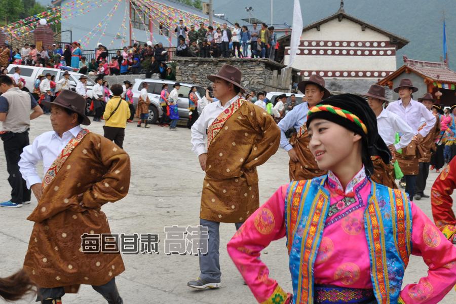 舟曲藏族民俗博物馆开馆