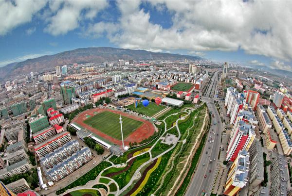 西宁市图片