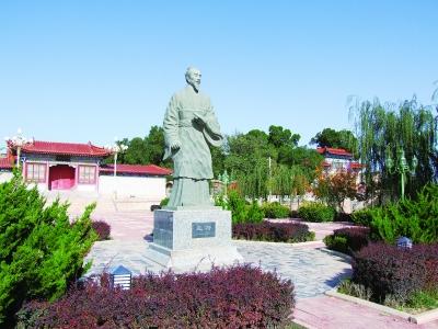 镇原县实施庆阳北石窟寺文化生态旅游区镇原片区规划建设纪实