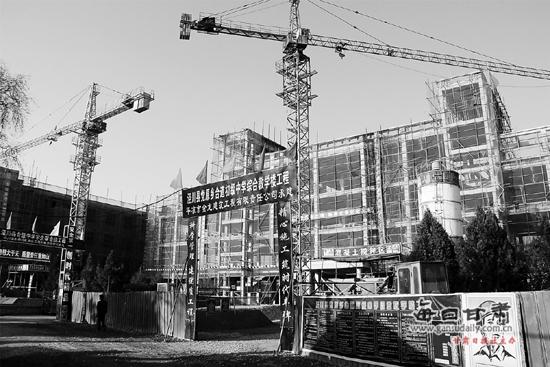 泾川实施教育基础设施建设项目