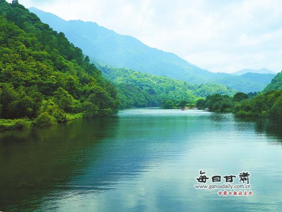这里如今是省级自然风景保护区,国家4a级景区,曾获得甘肃最佳生态旅游