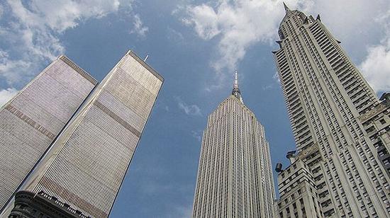 """纽约第五大道   """"我拍摄的双子塔照片以及纽约"""