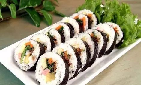 寿司做法大全带图解 步骤