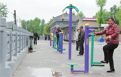 康乐县健全村级基础设施-基础设施-每日甘肃-临夏