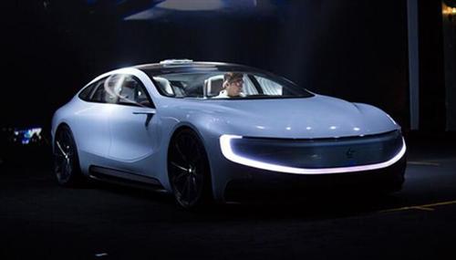 五问乐视汽车 200亿元从哪来 概念车何时量产高清图片