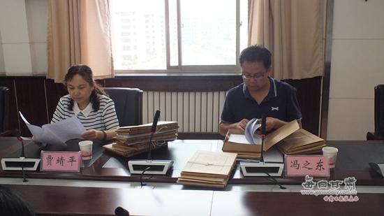 执法规范化工作汇报_省公安厅检查组到双峰县检查验收执法规范化建