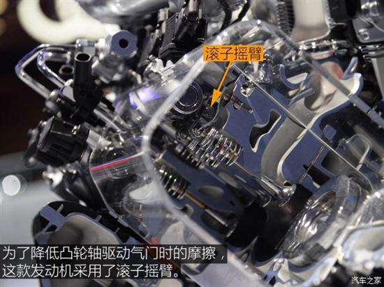 电动涡轮先锋 奥迪4.0tdi发动机解析
