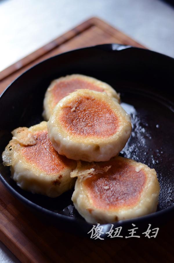 冬 软嫩鲜香的发面饼 发面饼 萝卜丝饼 克图片