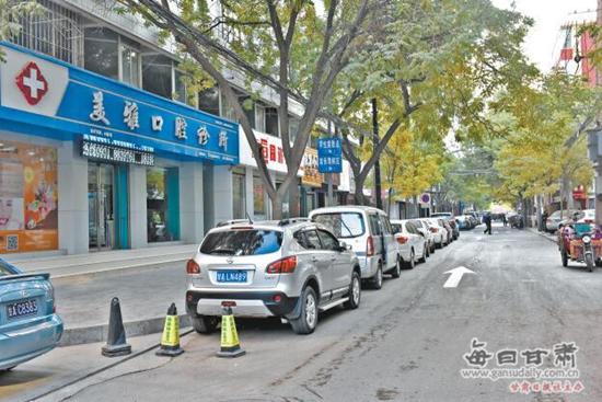 南京皋兰路垃圾全面美化小街巷封闭沿街街道兰州报名景观设计师怎么报考图片