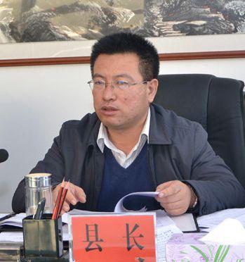 靖远县人民政府县长刘力江致全县人民新年致辞