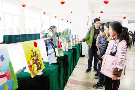 徽县开设种类丰富的学校课程-陇南日报-每日甘