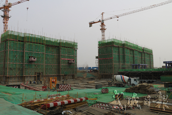 甘肃省武威市红星时代商业广场实施续建(图)