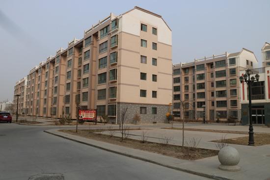武威市凉州区加快新型农村社区建设(图)